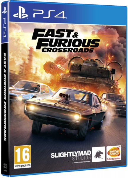 detail Fast & Furious Crossroads - PS4