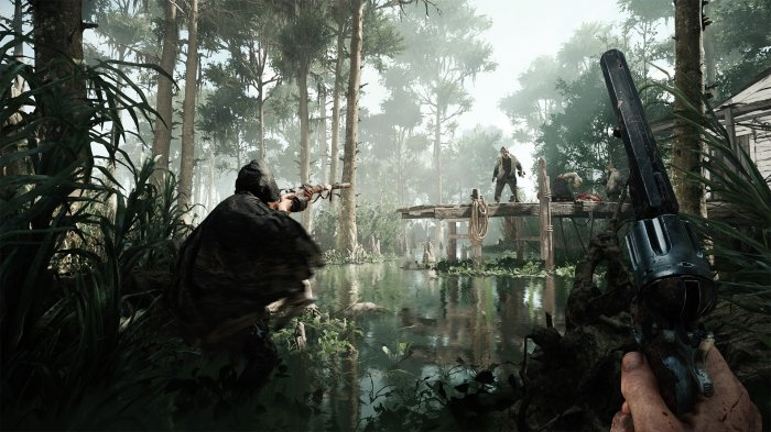 detail Hunt: Showdown - PS4