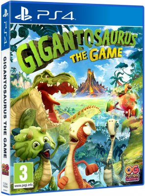 Gigantosaurus The Game - PS4