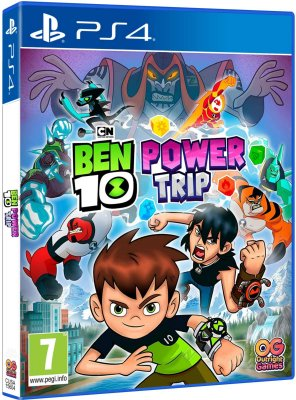 Ben 10: Power trip! - PS4