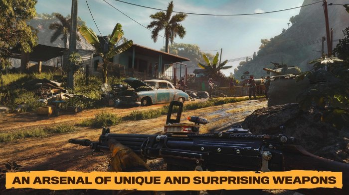 detail Far Cry 6 Ultimate Edition - PS4