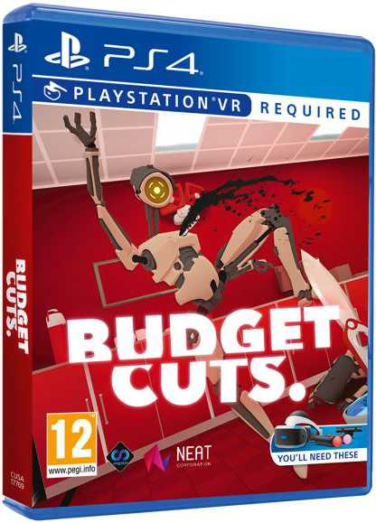 detail Budget Cuts - PS4 VR