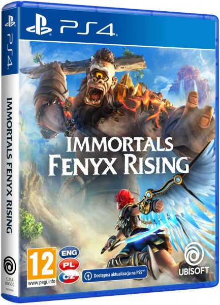 detail Immortals Fenyx Rising CZ - PS4