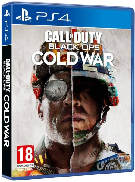 detail Call Of Duty: Black Ops COLD WAR - PS4
