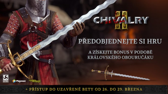 detail Chivalry 2 Day One Edition - PS4