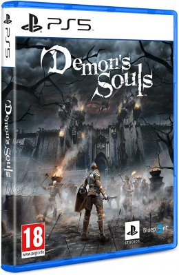 Demon's Souls Remake - PS5