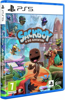 Sackboy A Big Adventure! - PS5