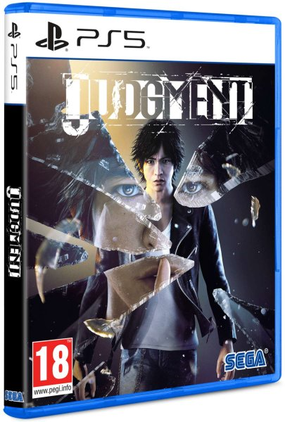 detail Judgment - PS5