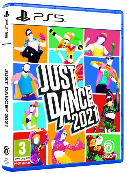 detail Just Dance 2021 - PS5