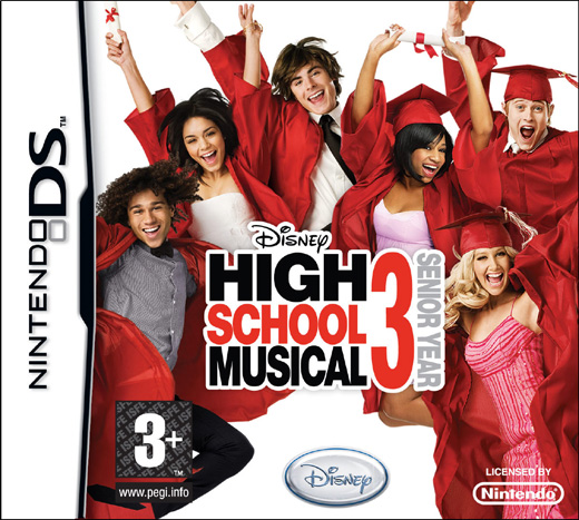 detail HIGH SCHOOL MUSICAL 3: SENIOR YEAR - NDS