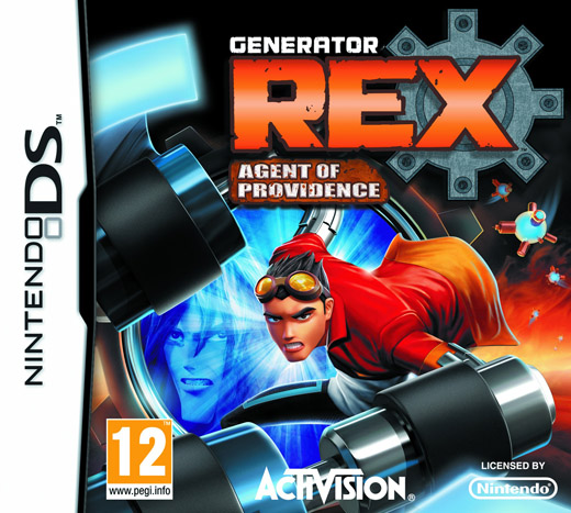 GENERATOR REX: AGENT OF PROVIDENCE - NDS