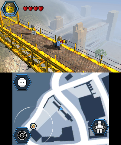 LEGO City: Undercover - The Chase Begins pro 3DS