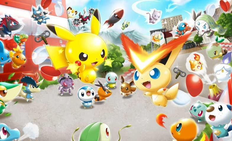 Pokémon Rumble World pro 3DS