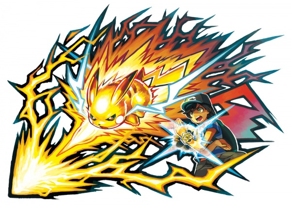 detail POKÉMON SUN - 3DS
