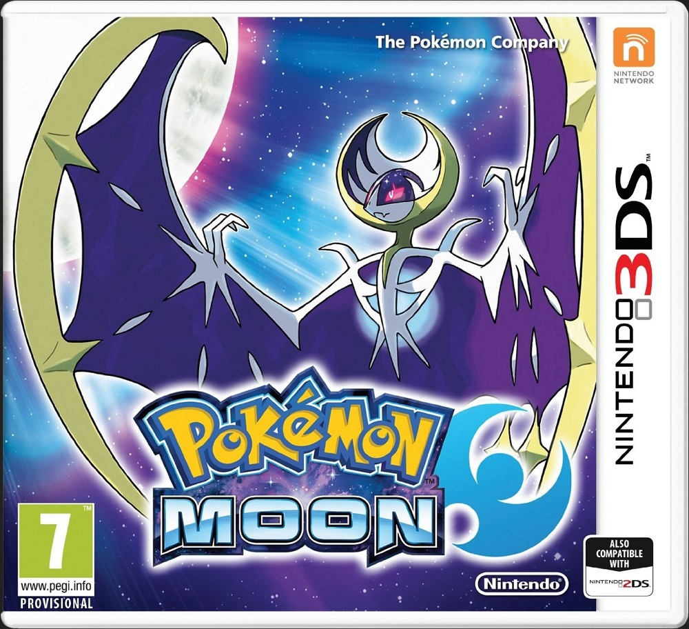 POKÉMON MOON - 3DS