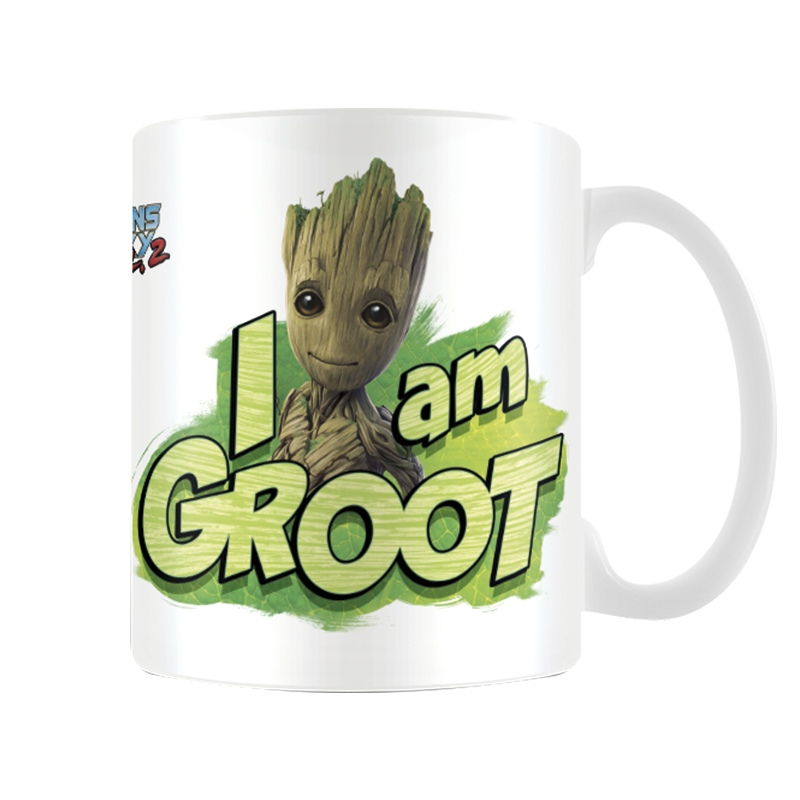 Hrnek Guardians of the Galaxy Vol. 2 - I am Groot 315 ml