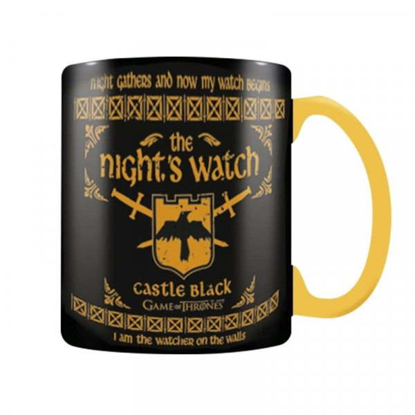 detail Hrnek Game of Thrones - Nights Watch 568 ml