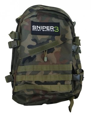 Batoh Sniper Ghost Warrior 3 Camouflage