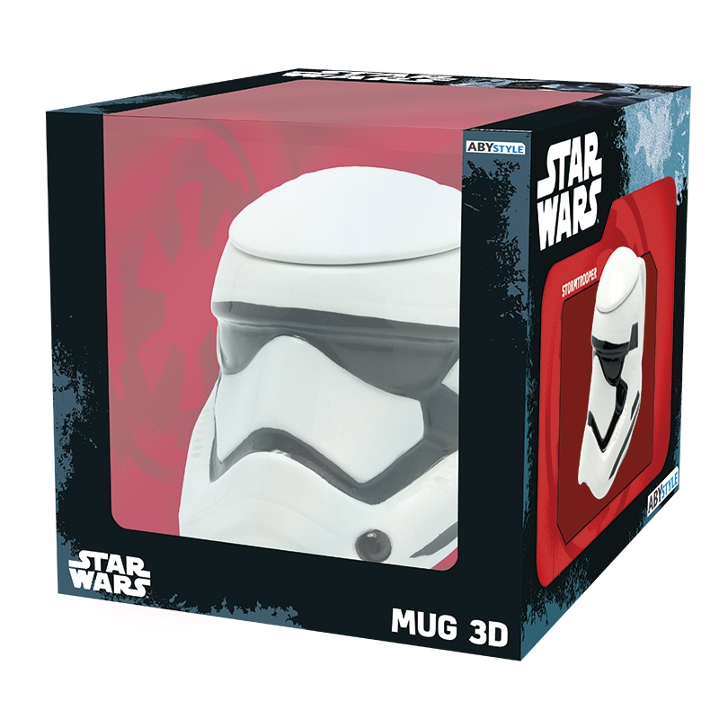 Hrnek Star Wars - Stormtrooper 7 3D