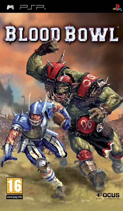 BLOOD BOWL - PSP