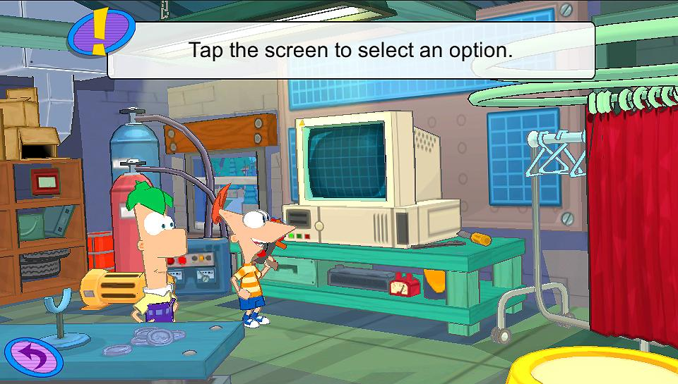 PHINEAS and FERB DAY OF DOOFENSMIRTZ pro PS Vita