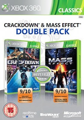 Crackdown & Mass Effect - Double Pack - Xone/X360