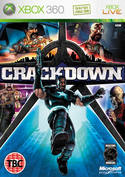 detail CRACKDOWN & MASS EFFECT - DOUBLE PACK - Xone/X360