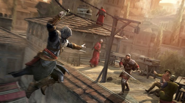 detail ASSASSINS CREED: REVELATIONS - X360