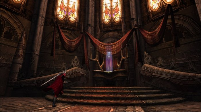 detail DEVIL MAY CRY: HD COLLECTION - X360