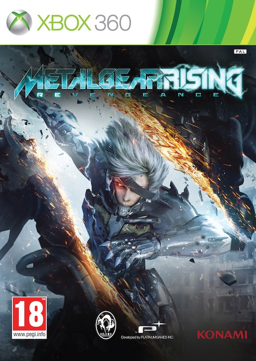 METAL GEAR RISING: REVENGEANCE - X360