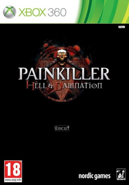 detail PAINKILLER: HELL & DAMNATION - X360