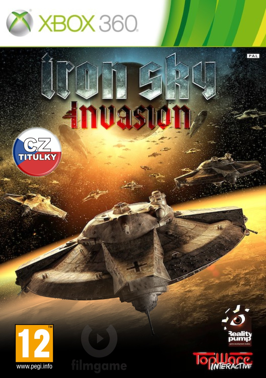 IRON SKY: INVASION - X360