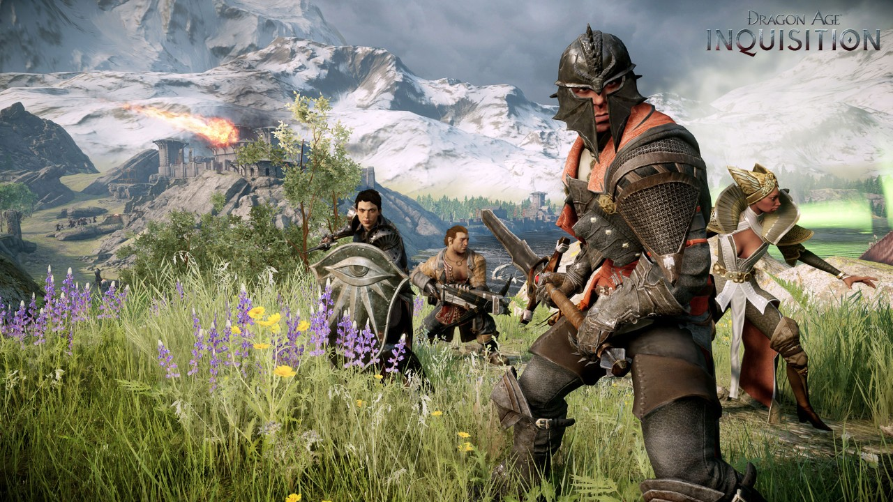 Dragon Age III: Inquisition pro Xbox 360
