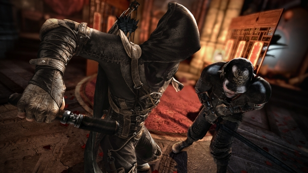 detail THIEF - X360
