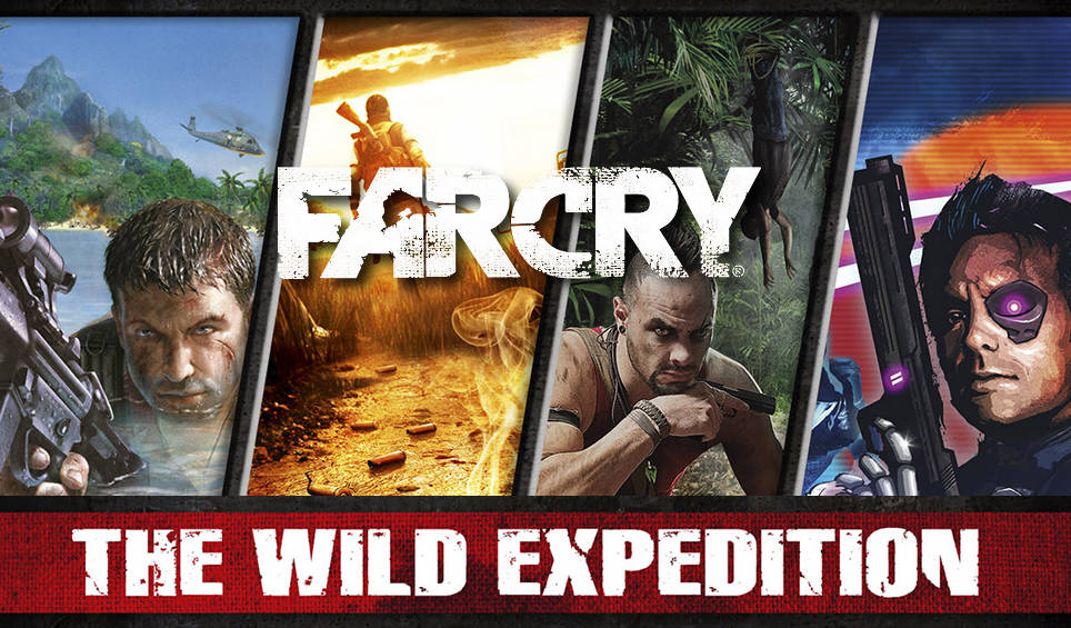 Far Cry: The Wild Expedition Compilation