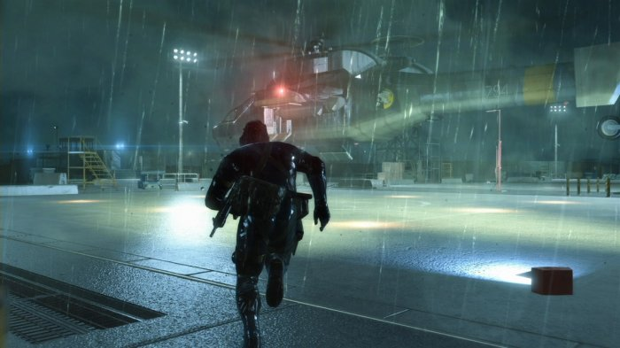 detail Metal Gear Solid V: Ground Zeroes - X360