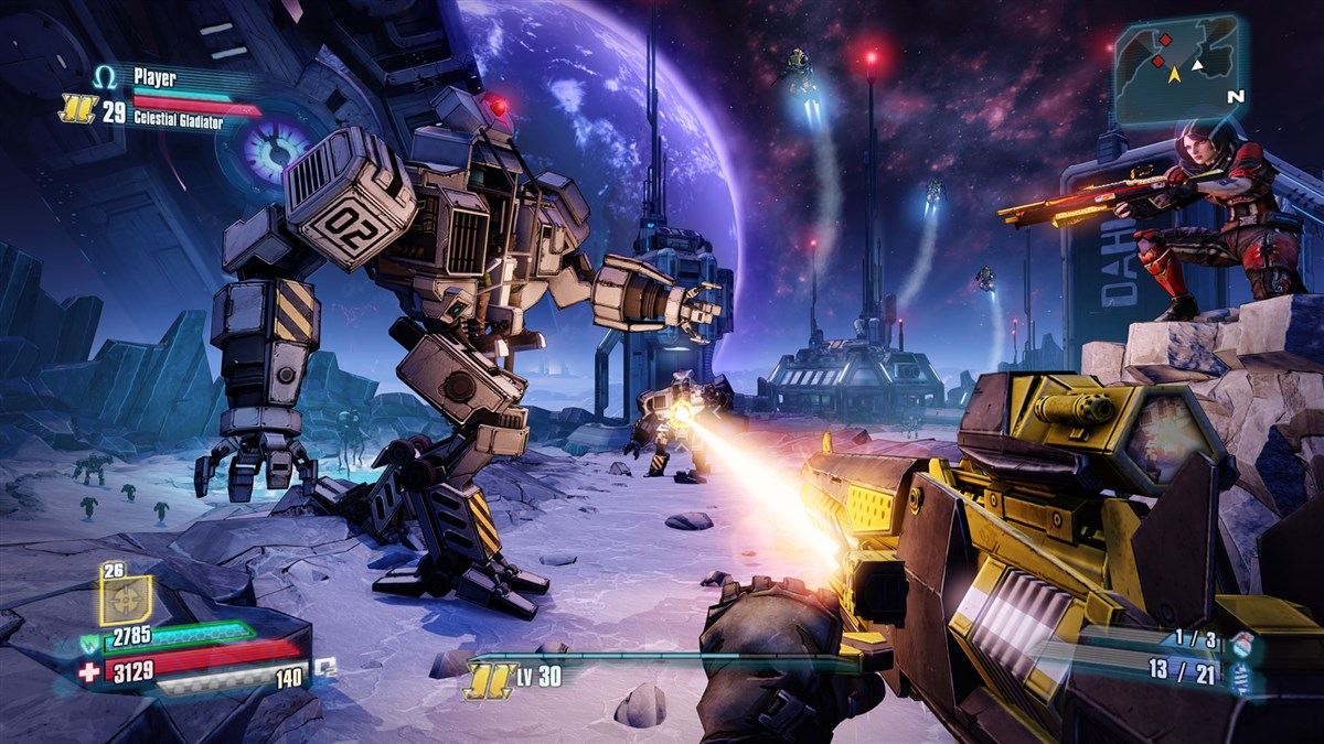 Borderlands: The Pre-Sequel pro Xbox 360