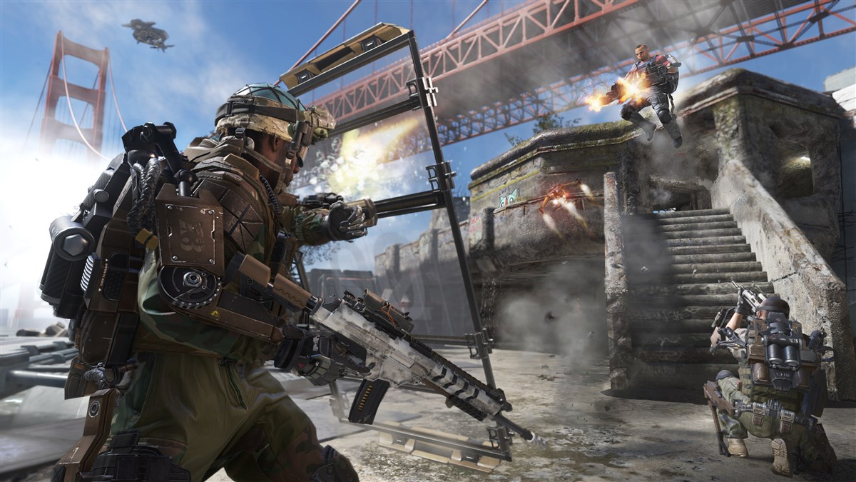 Call of Duty: Advanced Warfare pro Xbox 360