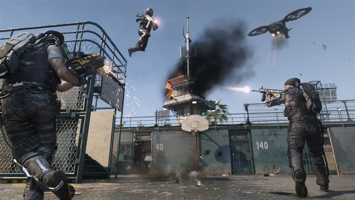 Call of Duty: Advanced Warfare pro X360