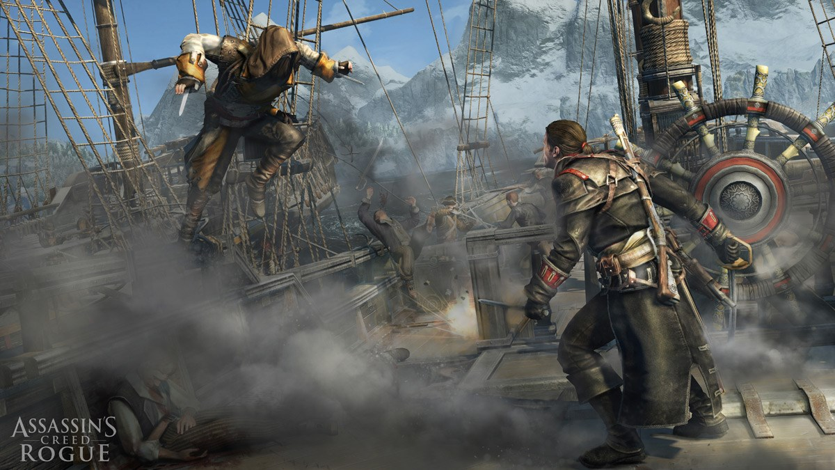 Microsoft Xbox 360 - Assassins Creed Rogue