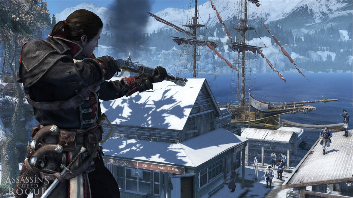 Assassins Creed Rogue pro X360
