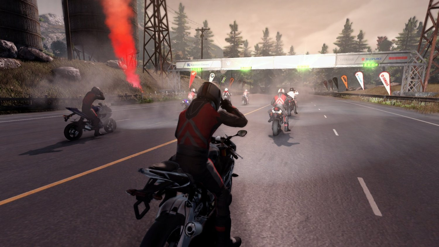 Microsoft Xbox 360 - MOTORCYCLE CLUB