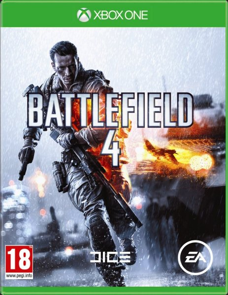 detail BATTLEFIELD 4 - Xbox One