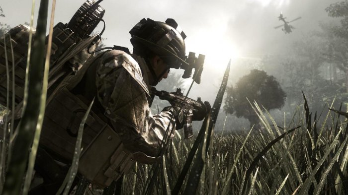 detail CALL OF DUTY: GHOSTS - Xone