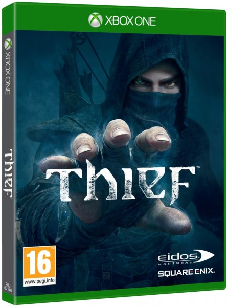 detail Thief - Xbox One