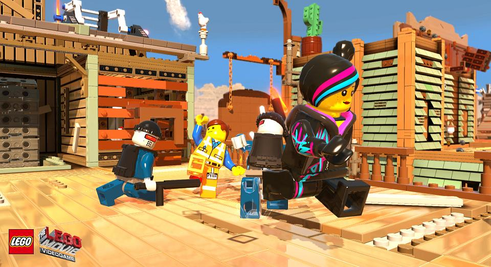 Microsoft Xbox ONE - LEGO Movie: The Videogame