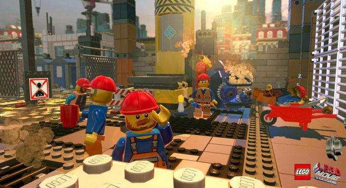 detail LEGO Movie: The Videogame - Xbox One