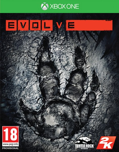 detail Evolve - Xbox One