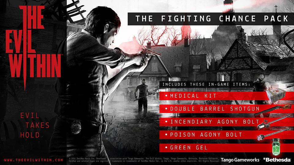 Microsoft Xbox ONE - The Evil Within