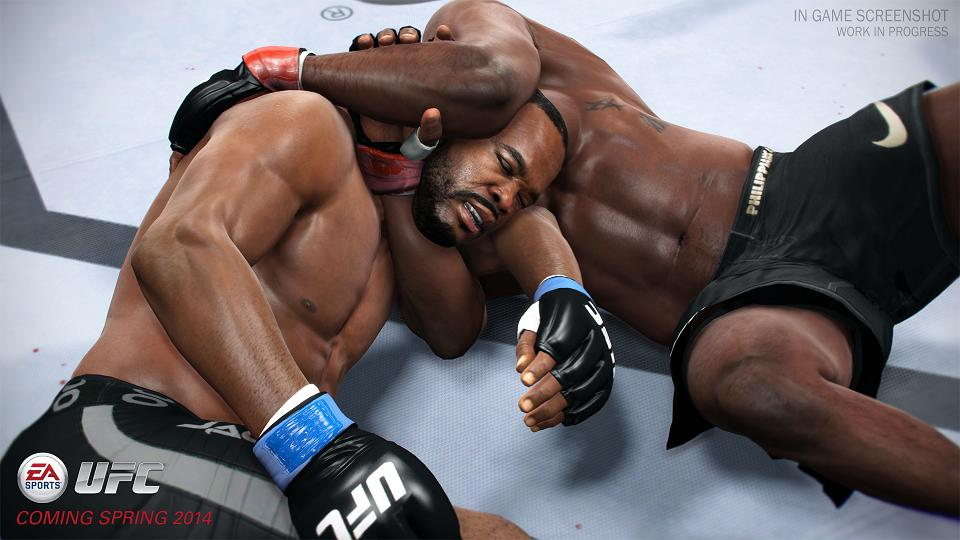 EA Sports UFC pro Xbox ONE